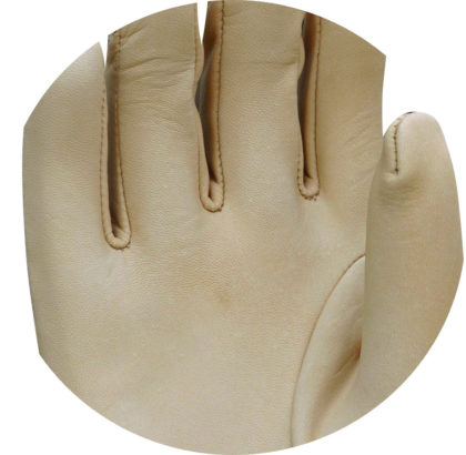 Visuel 210BHBE PEAUCEROS gant de travail cuir grand confort cuir très souple et résistant