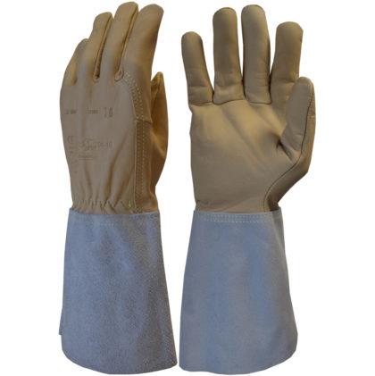 Visuel 451BHK gant de travail cuir soudeur TIG et Généraliste